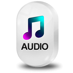 Audio icon r